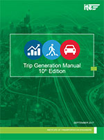 Trip Generation, 10th Edition--Electronic Bundle