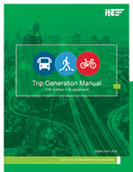 Trip Generation 10th Edition Supplement - Hard Copy